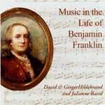 Music in the Life of Ben Franklin